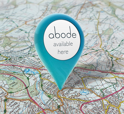 Find your nearest Abode dealer