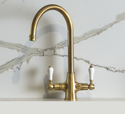 Our Kitchen Tap Finishes