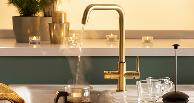 View our range of Pronteau 3IN1 and 4IN1 taps