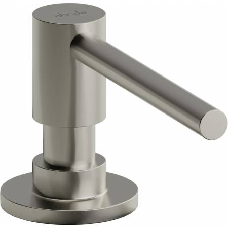 Ally Deck Mounted Soap Dispenser in Brushed Nickel