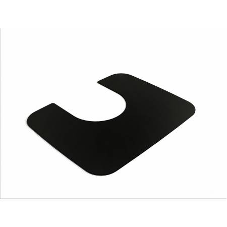 Bowl Mat in Matt Black (Ixis, Mikro, Neron and Trydent)