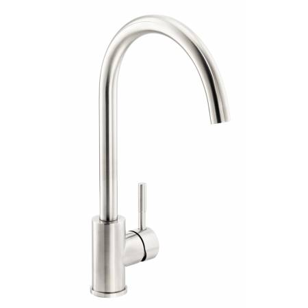 Sway Single Lever in Stainless Steel