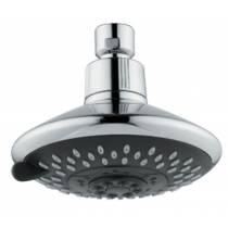 ABS Standard Showerhead in Chrome