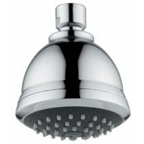 ABS Eco Showerhead in Chrome