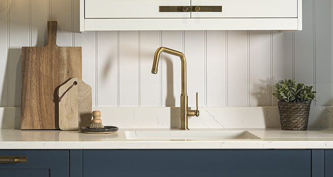 View our range of Kitchen Taps