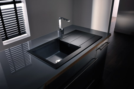 Cleaning Resin Kitchen Sinks