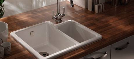 kitchen sink inset kitchen sinks from abode 2752