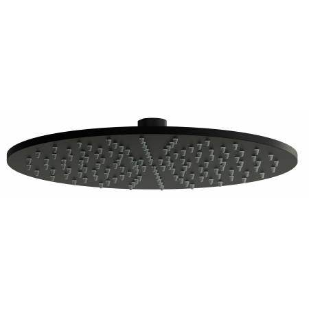 300mm Round Showerhead in Matt Black