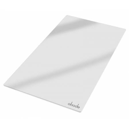 White Glass Chopping Board (Compatible with Aspekt sinks)