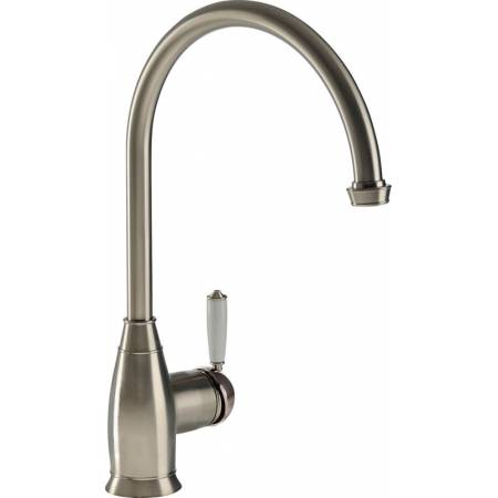 Astbury Single Lever in Pewter
