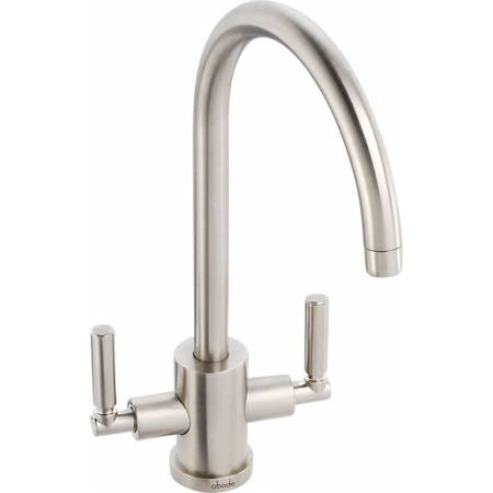 Atlas Aquifier Water Filter Monobloc in Brushed Nickel