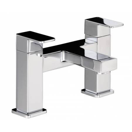 View Alternative product Fervour Deck Mounted Bath Filler in Chrome