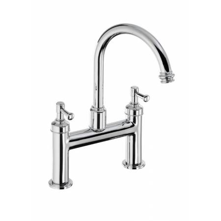 View Alternative product Gallant Deck Mounted Bath Filler in Chrome