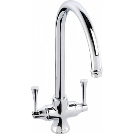 Gosford Aquifier Water Filter Monobloc in Chrome