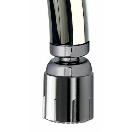 Jetspray Aerator in Chrome