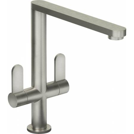 Linear Monobloc in Brushed Nickel