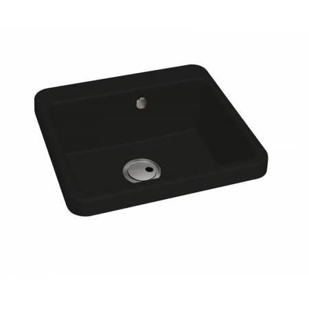 View Alternative product Matrix GR10 Single Bowl in Black Metallic Granite