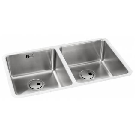 View Alternative product Matrix R25 Double Bowl in Stainless Steel