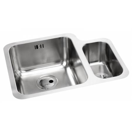 View Alternative product Matrix R50 1.5 Bowl LH Main Bowl in Stainless Steel