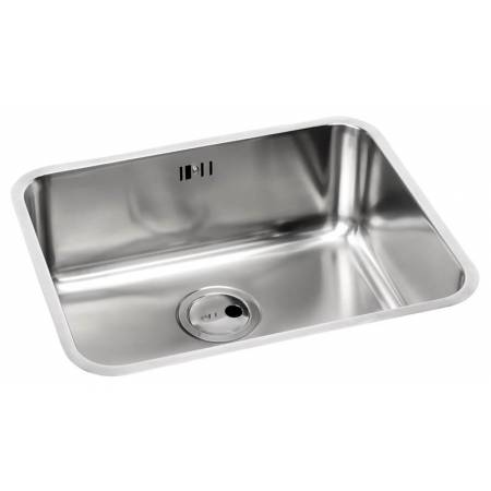 Matrix R50 Large Single Bowl in Stainless Steel