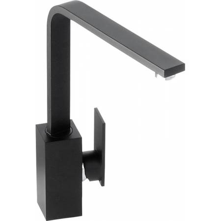 New Media Single Lever in Matt Black