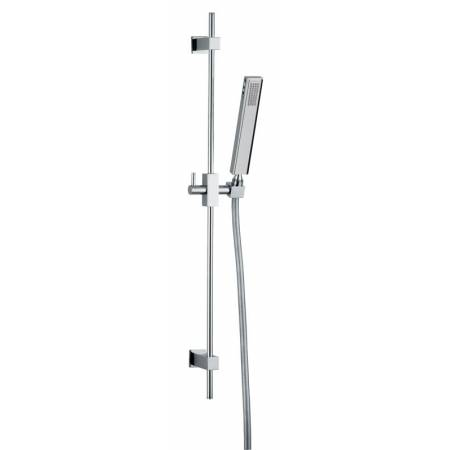 Sliding Rail Shower Kit 1  in Chrome