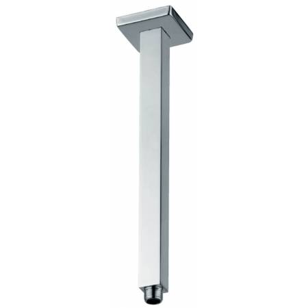 Square Ceiling Mounted Shower Arm  in Chrome