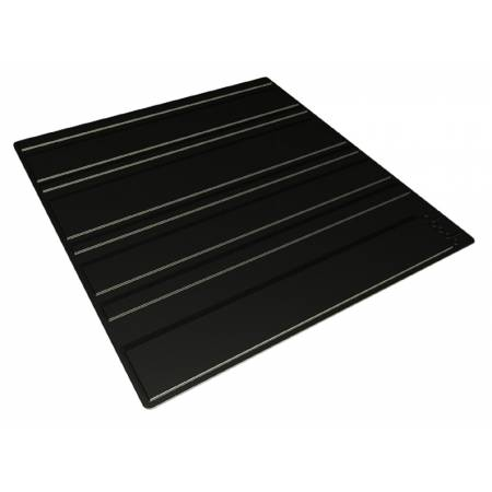 View Alternative product Square Drainer Mat in Matt Black