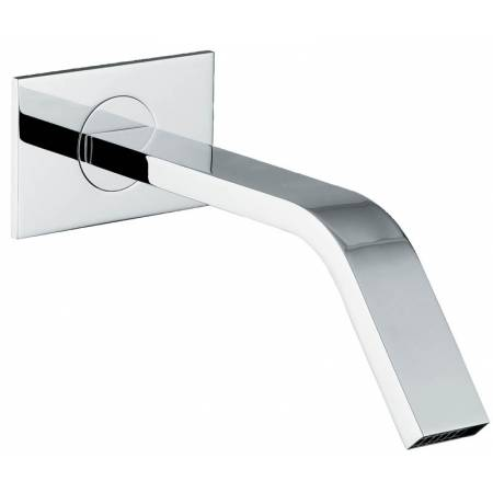 View Alternative product Square Wall Mounted Bath Spout in Chrome
