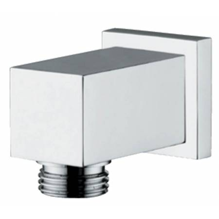 View Alternative product Square Wall Outlet in Chrome