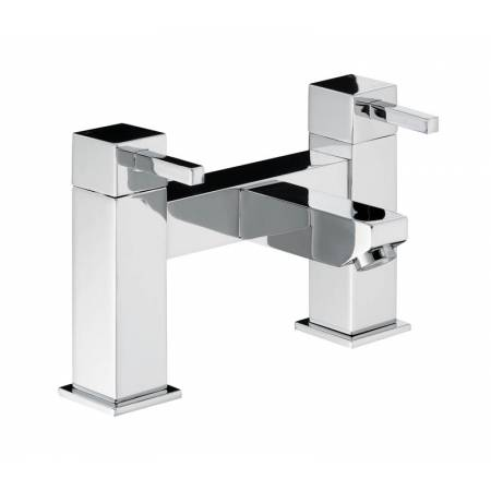 Zeal Deck Mounted Bath Filler in Chrome