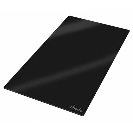 Zero Black Glass Chopping Board in Black Glass