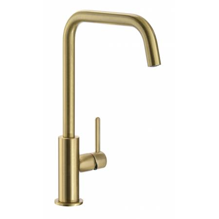 Althia Single Lever in Brushed Brass