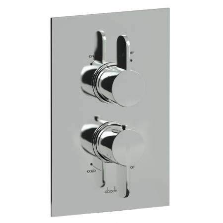 Bliss Concealed Thermostatic Shower Valve (1 Exit) in Chrome