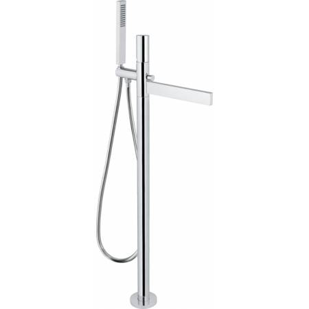 View Alternative product Cyclo Floor Standing Bath Filler with Shower Handset