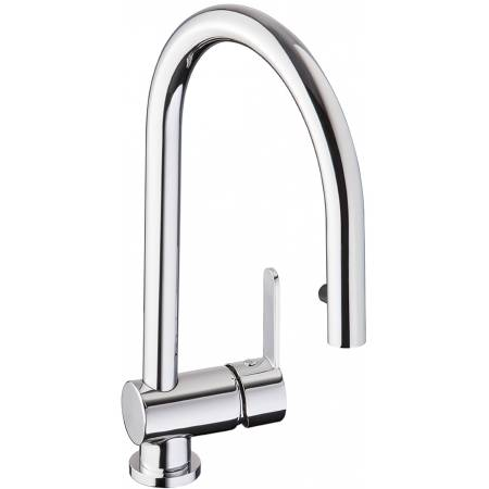 View Alternative product Czar Single Lever Pull Out in Chrome
