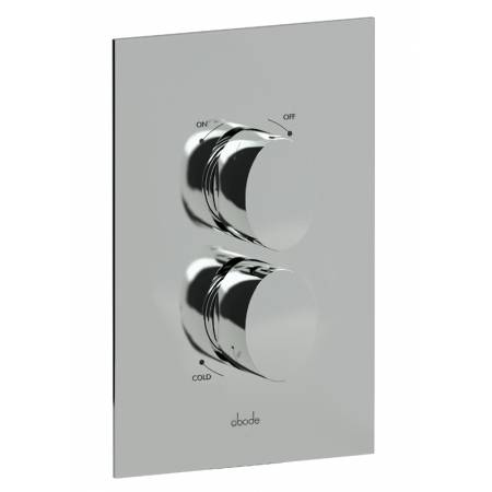 Début Concealed Thermostatic Shower Valve (1 Exit) in Chrome