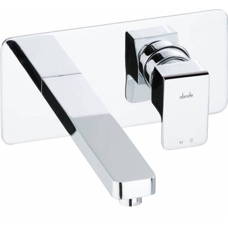 View Alternative product Fervour Wall Mounted Basin Mixer in Chrome