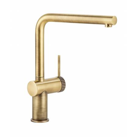 View Alternative product Fraction Single Lever in Antique Brass