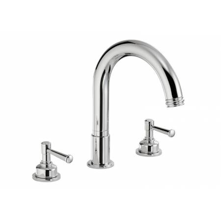 View Alternative product Gallant Deck Mounted 3 Hole Bath Filler in Chrome