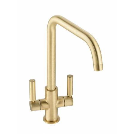 View Alternative product Globe Quad Monobloc in Brushed Brass