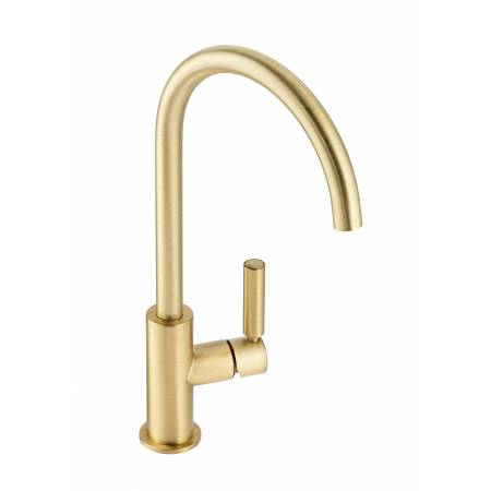 View Alternative product Globe Single Lever in Brushed Brass