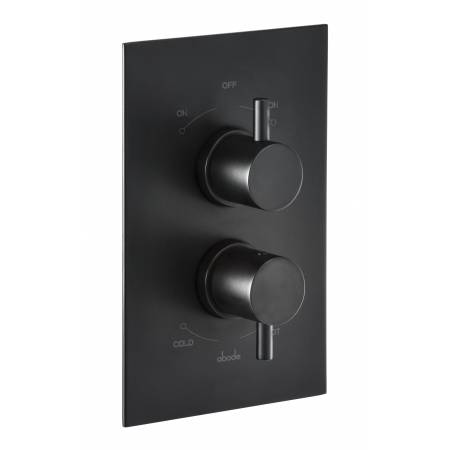 View Alternative product Harmonie Concealed Thermostatic Shower Valve (2 Exit) in Matt Black