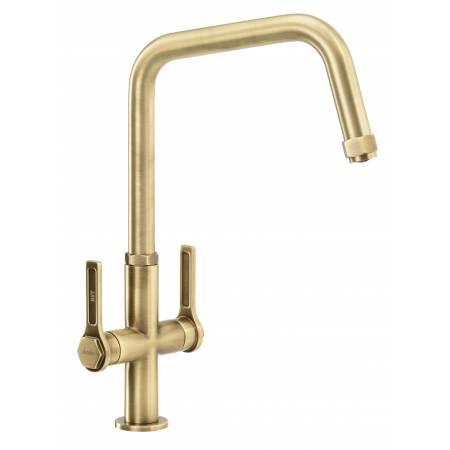 View Alternative product Hex Monobloc in Antique Brass