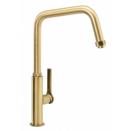 View Alternative product Hex Single Lever in Antique Brass
