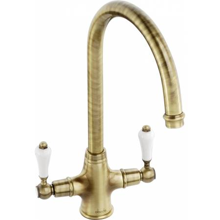 Ludlow Monobloc in Antique Brass