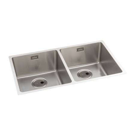 View Alternative product Matrix R15 Double Bowl in Stainless Steel