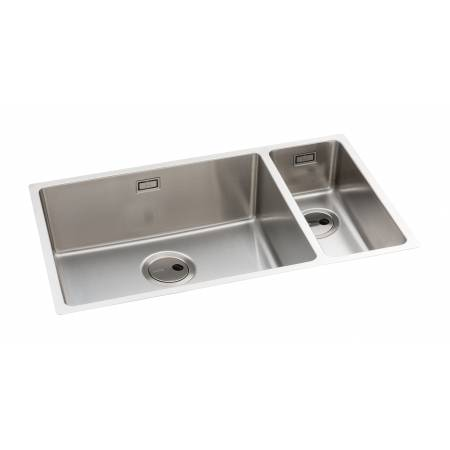 View Alternative product Matrix R15 One and a Half Large Bowl LH Main Bowl in Stainless Steel