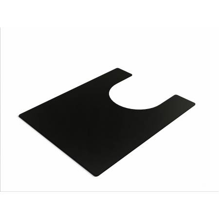 Bowl Mat in Matt Black (Compatible with Matrix R50 sinks)
