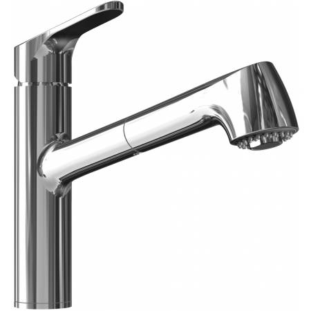Mercury Single Lever Pull Out in Chrome